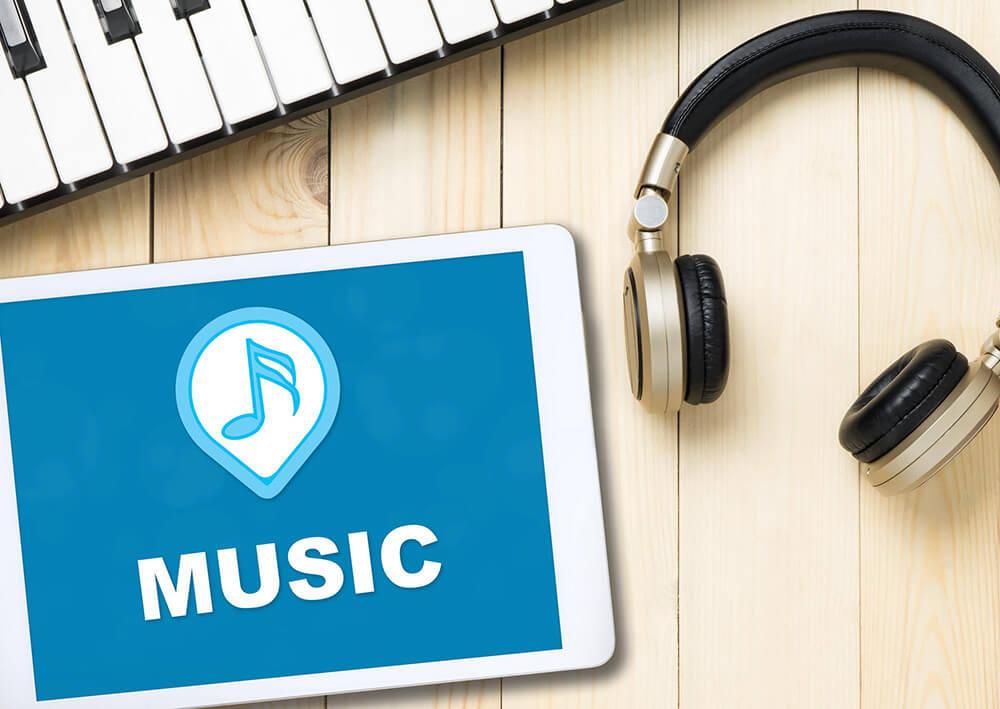 聴き放題アプリを店舗で使用する危険性